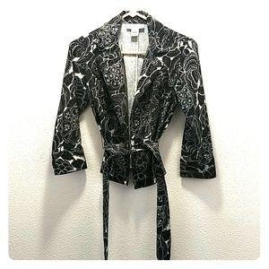 White House Black Market Women's Formal Coat XS